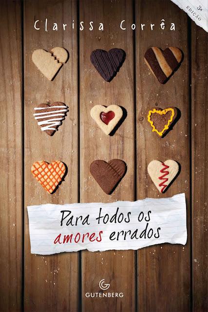 Para todos os amores errados - Clarissa Corrêa