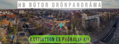 HB Bútor Drónpanoráma