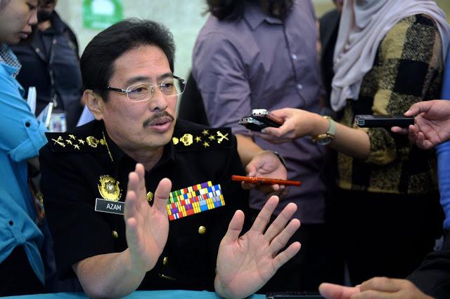 Enam Pegawai Polis Melaka Ditahan SPRM