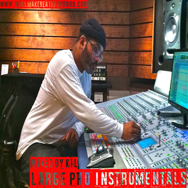 Nuthin But The Music: Large Pro Instrumentals