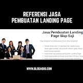 Referensi Jasa Pembuatan Landing Page