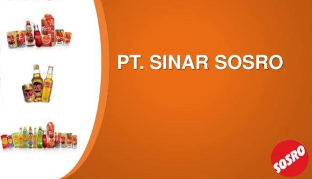 Lowongan Kerja Terbaru Karyawan PT Sinar Sosro   Posisi: Asst. Accounting Supervisor dan 3D Supervisor