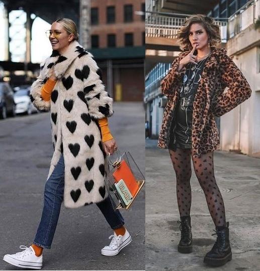 Looks de inverno 2019 Blair Eadie, Manuela Gomes