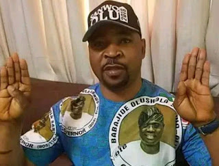 Crisis Looms In Lagos As NURTW Members Reject  MC Oluomo As Caretaker Chairman in protest