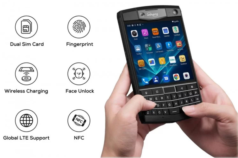 Would you like a BlackBerry Passport running on Android