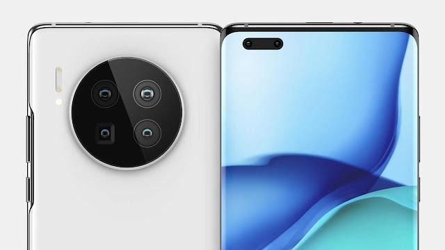 Huawei Mate 40 Pro, encore des infos !