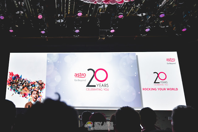 Win Astro 20 Exclusive Travel Experiences during 20th Anniversary