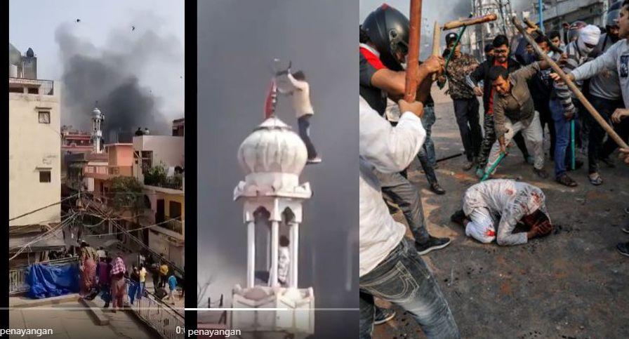 Pembantaian Muslim India: Kushi Sudah Memohon, Tetapi Ayahnya Tetap Dibunuh