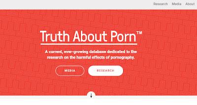 Badania o internetowej pornografii Truth About Porn