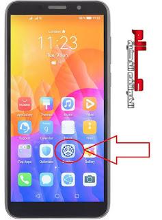 فورمات هواوي Huawei Y7p عن طريق إعدادات