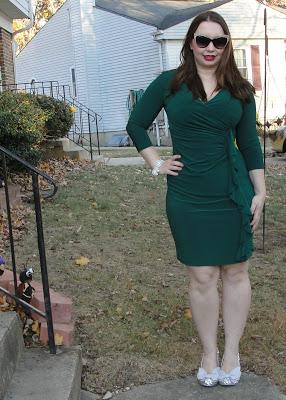 Red Buffalo Plaid Dress and a LINKUP - Jersey Girl, Texan ...