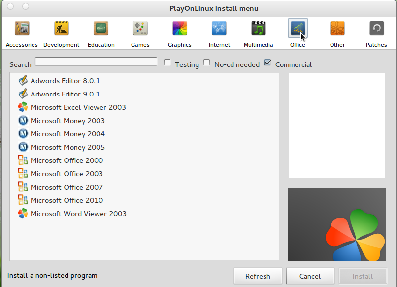 Linuxed - Exploring Linux distros: How to install MS Office