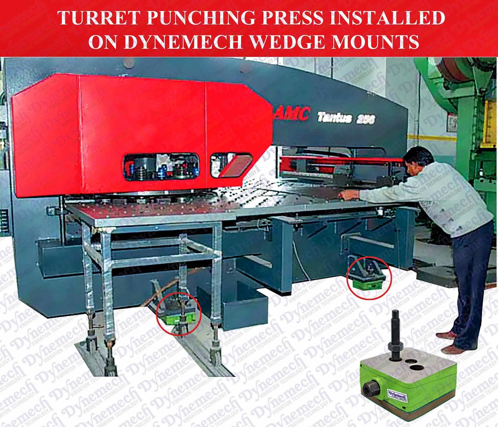 Dynemech Systems Vibration Control No Vibration