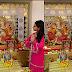 নিজের বাড়িতে গণেশ চতুর্থী উদযাপন করলেন অভিনেত্রী সারা আলী খান