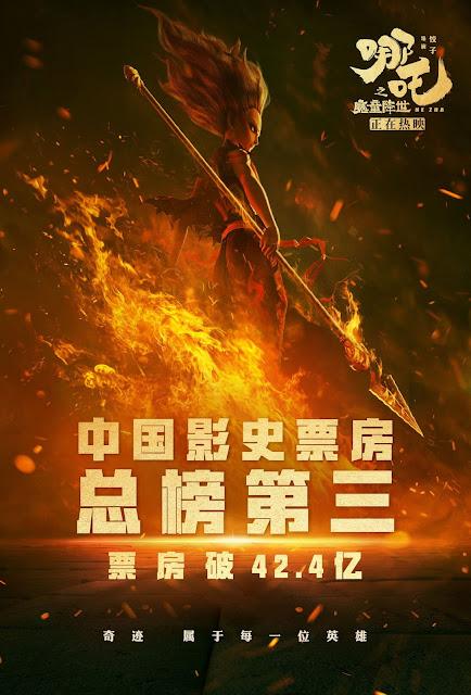 nezha 4.24 billion yuan