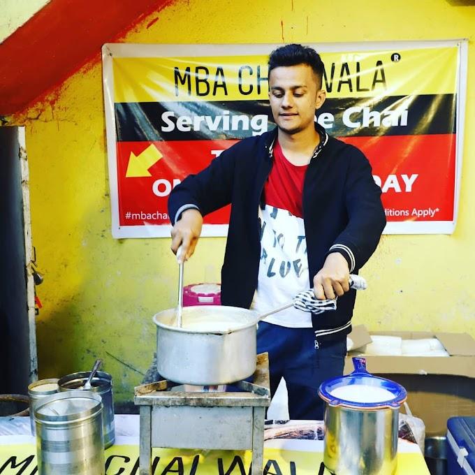 MBA का छात्र कैसे चाय बेचकर बना करोड़पति -प्रफुल्ल बिल्लौर- MBA Chaiwala Success Story