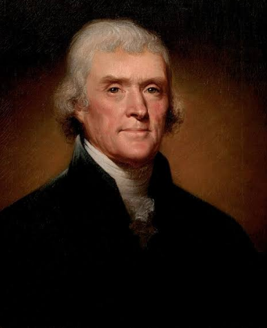 image of Thomas Jefferson:Top 21+ Quotes on pursuit of happiness Education,Religion,that makes you stronger in your Life