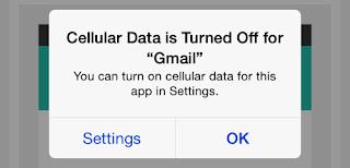كيفية منع التطبيقات من استهلاك الأنترنت على iOS