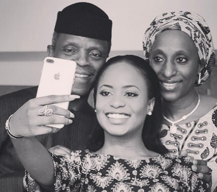 rccg pastor yemi osinbajo daughter marry muslim