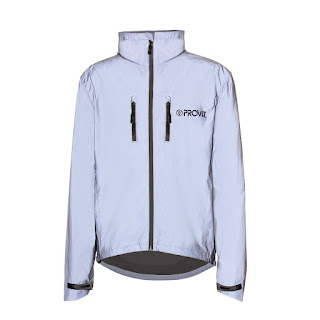 ProViz Full Reflective Cycling Jacket