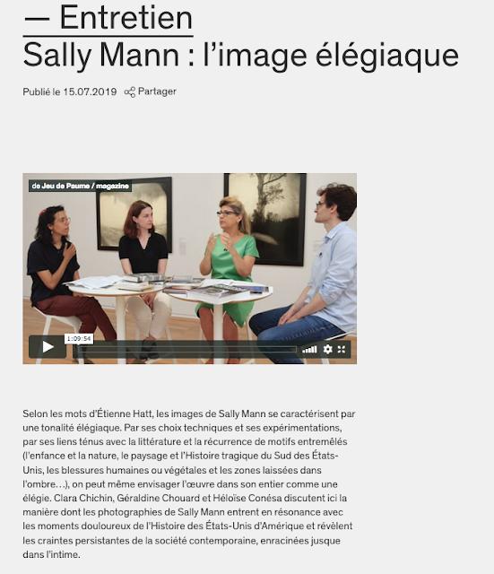 http://lemagazine.jeudepaume.org/2019/07/sally-mann/