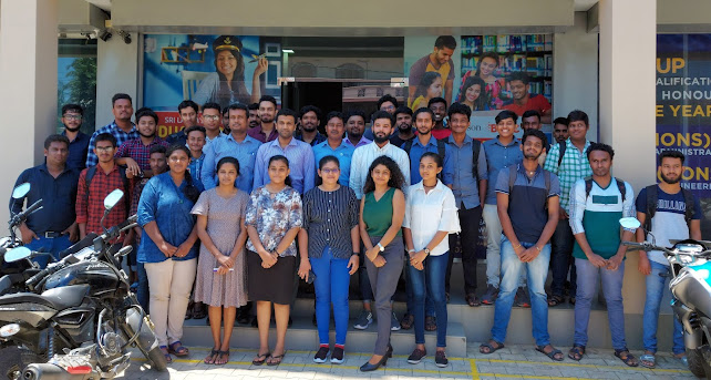 Azure Session at ESOFT Metro Campus - Batticaloa