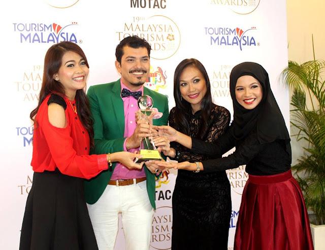 Panorama gondol Anugerah Dokumentari Pelancongan Terbaik