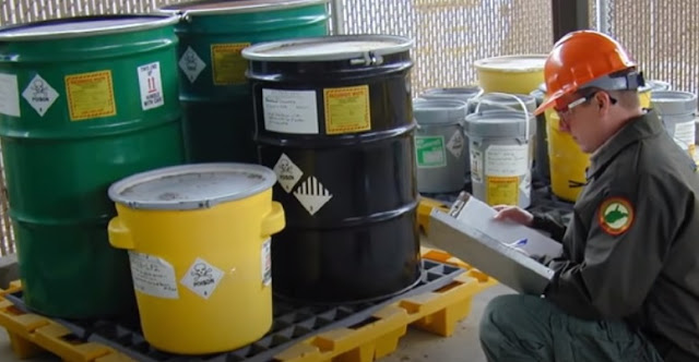 بحث طرق الوقاية من المخاطر الكيماوية | بحث صناعات خشبية  تخصص نجارة الأثاث 2020