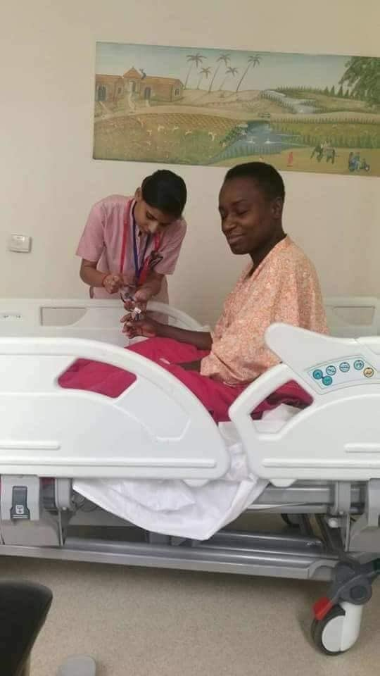 Zambian Man Donates His Liver To His Wife To Save Her Life
