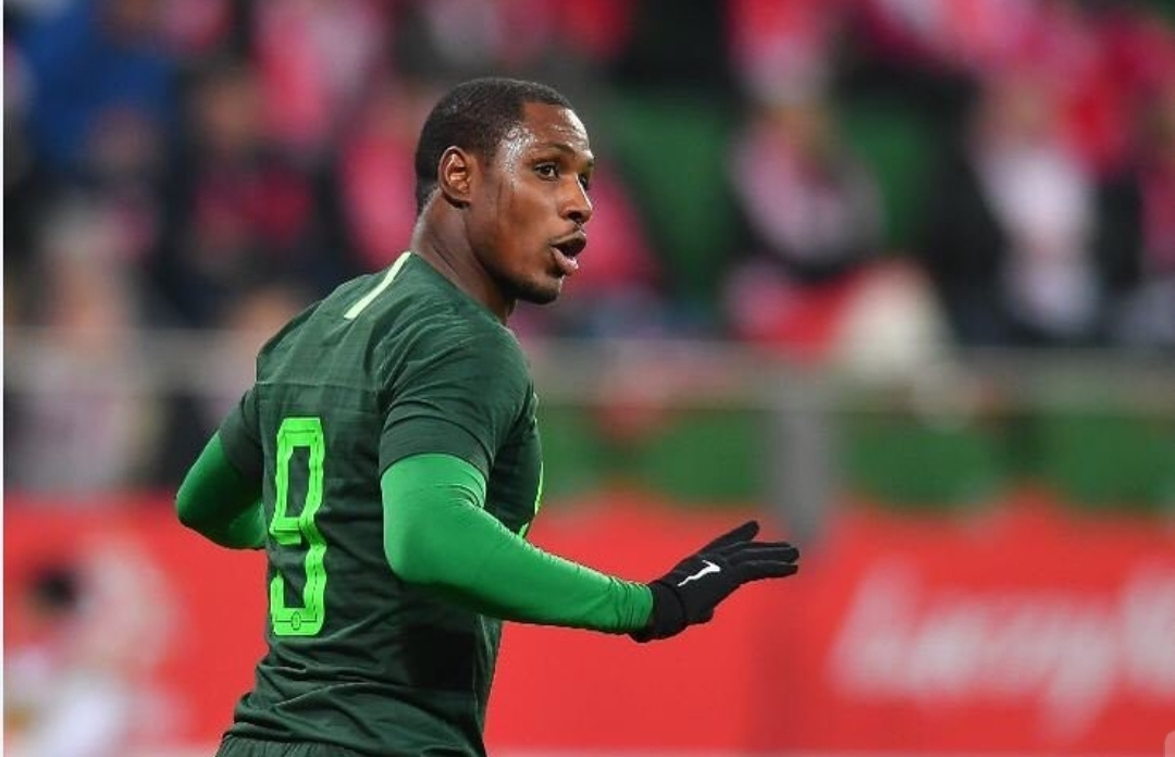 Eagles Top Group E Ighalo Nets Brace As Eagles Edge Libya In Sfax