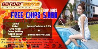 Free Chips Di Situs Judi Domino Online