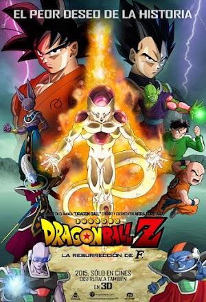 Dragon ball Z la resurreccion de freezer [Latino] [OneDrive] [GoogleDrive] [Gratis] [HD]