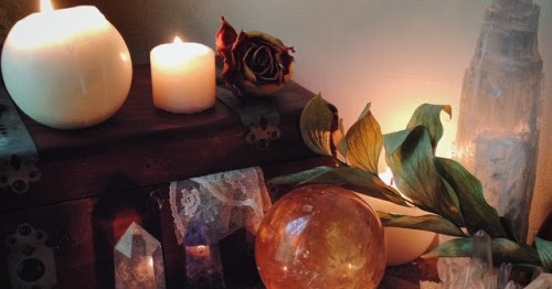 Reiki Practice - How to make an altar in your home?