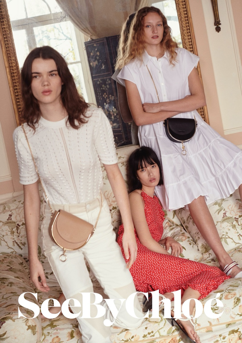 See by Chloe Spring/Summer 2020 Campaign