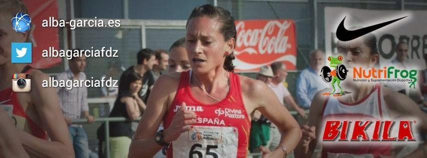 """Entrevista a la atleta Alba García en ·""""el diván de Kike Rogado"""""""