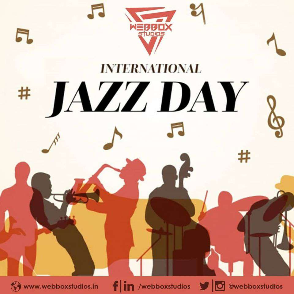 International Jazz Day Wishes for Instagram