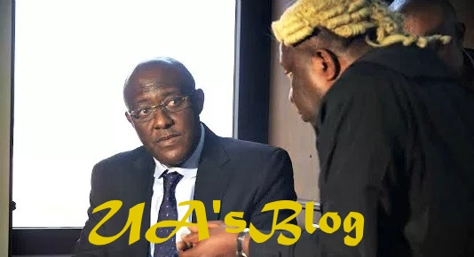 JUST IN: Revoke Metuh's bail, send him to prison, EFCC tells court