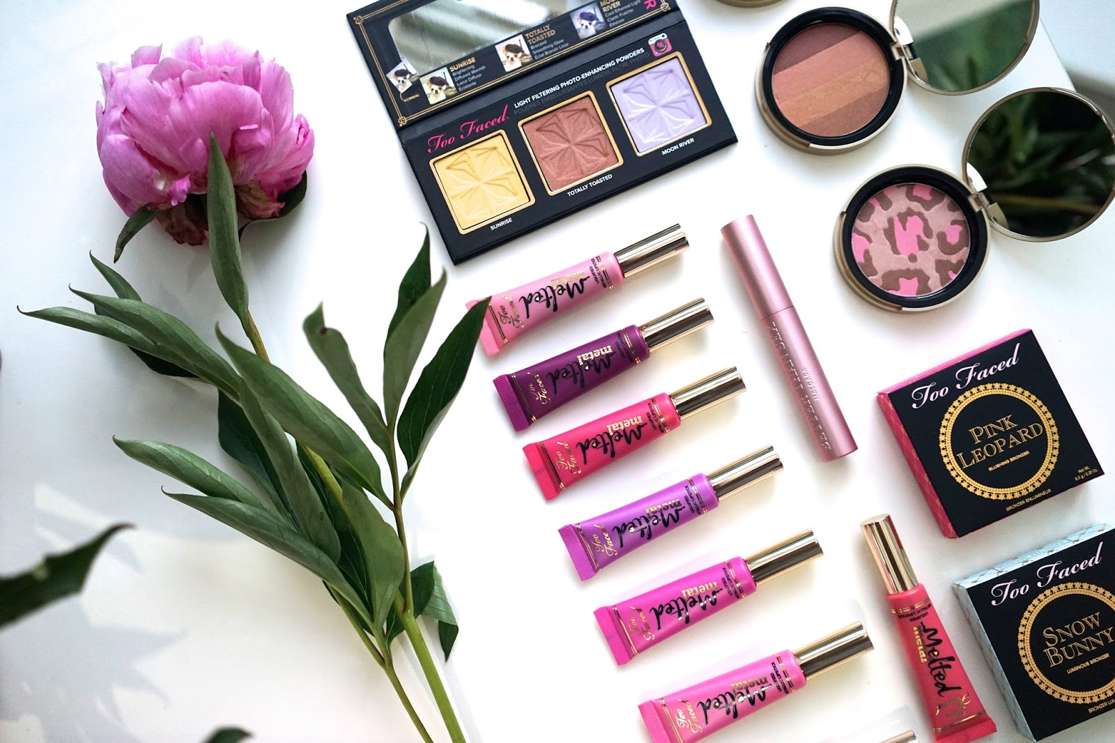 too faced make up
