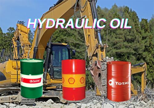 Top dầu thủy lực được sử dụng nhiều nhất hiện nay