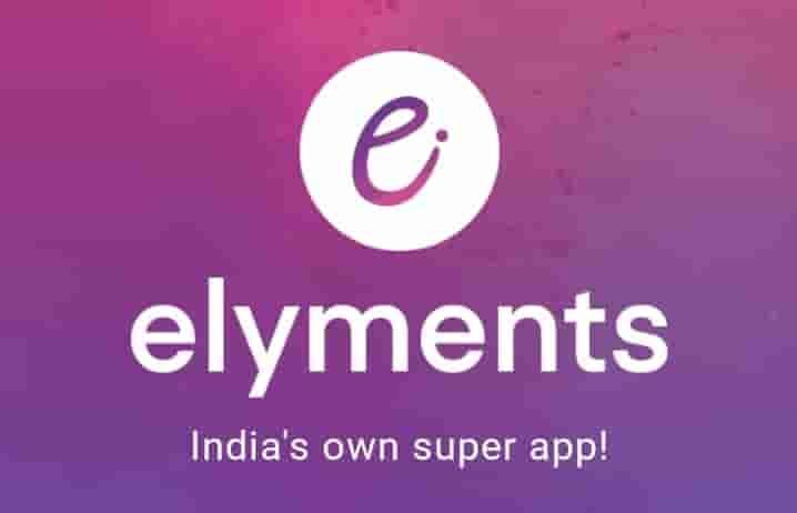 Elyments app