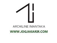 Loker Bantul Bulan September 2021 di CV Archiline Imantaka