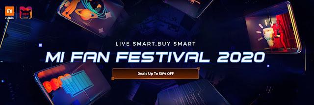 Festival 2020 para Fãs da Xiaomi na Gearbest - Grandes Promoções!