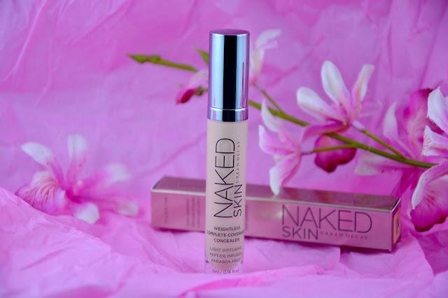 Naked Skin, l'anti-cerne d' Urban Decay qui a tout bon !
