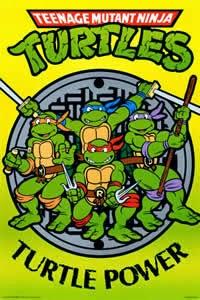 As Tartarugas Mutantes Ninjas