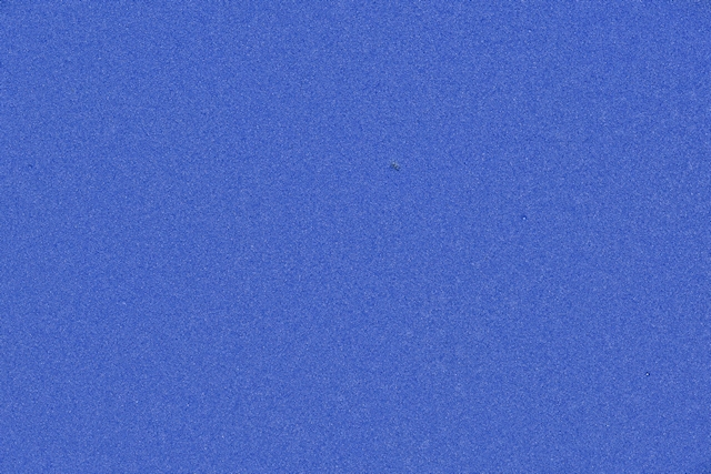 Blue foam sponge mat texture
