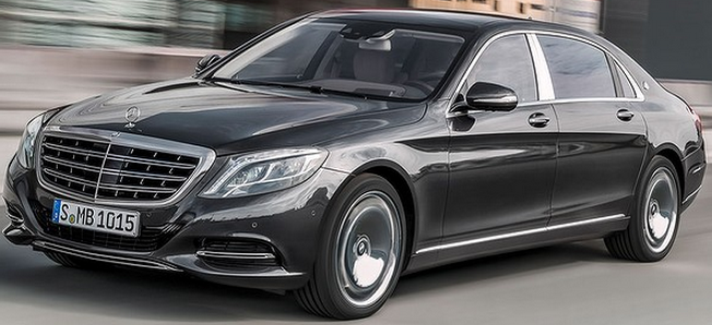 Maybach S600 Price In Australia