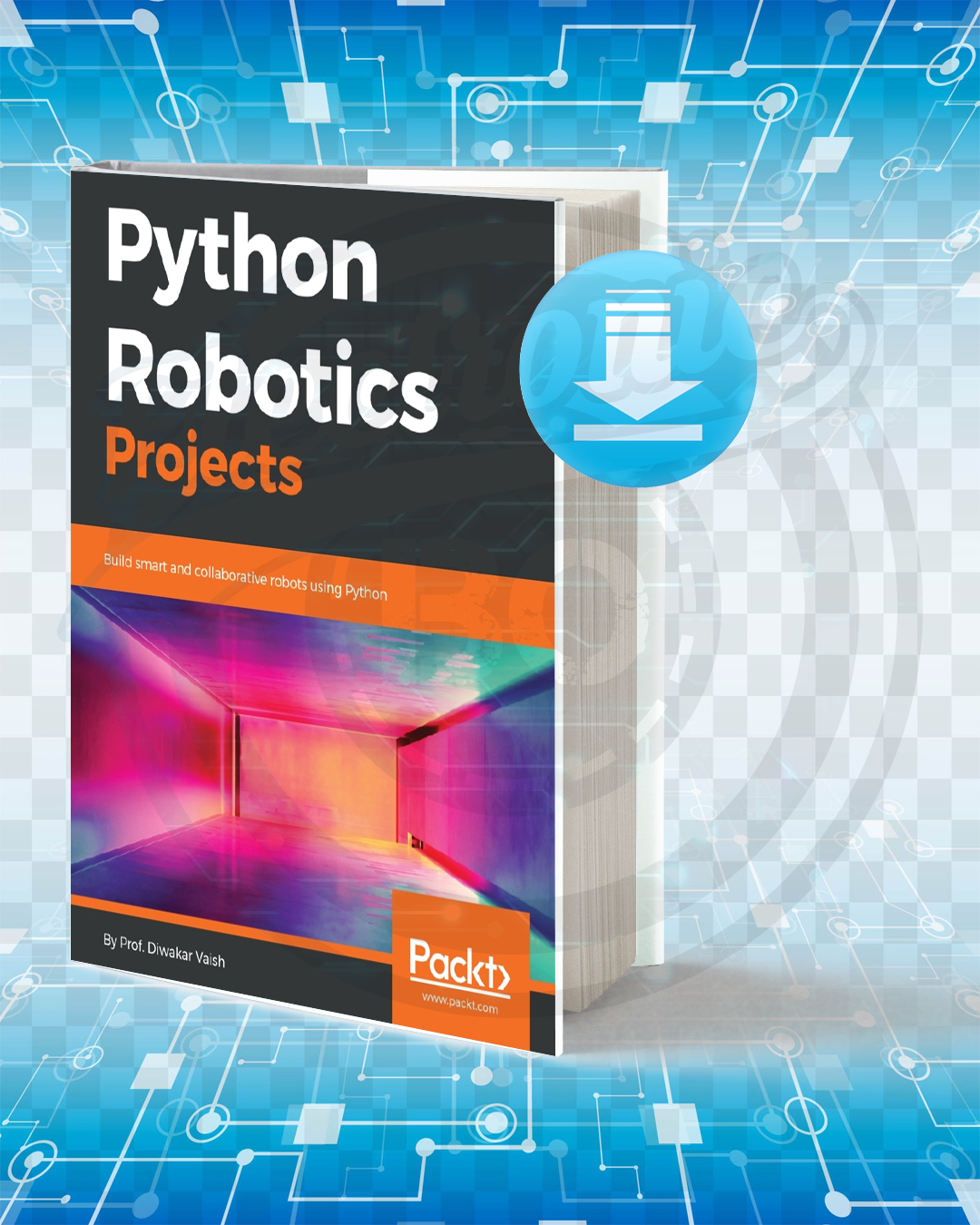 Free Book Python Robotics Projects pdf.
