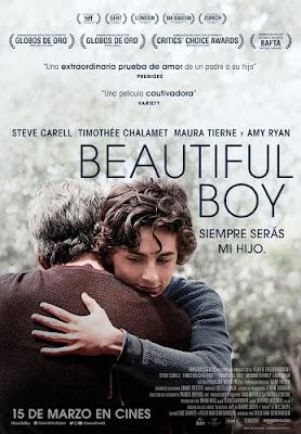 Beautiful Boy. Siempre serás mi hijo en Español Latino
