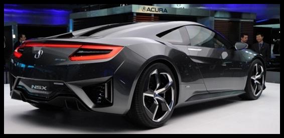 New Acura NSX Price Range