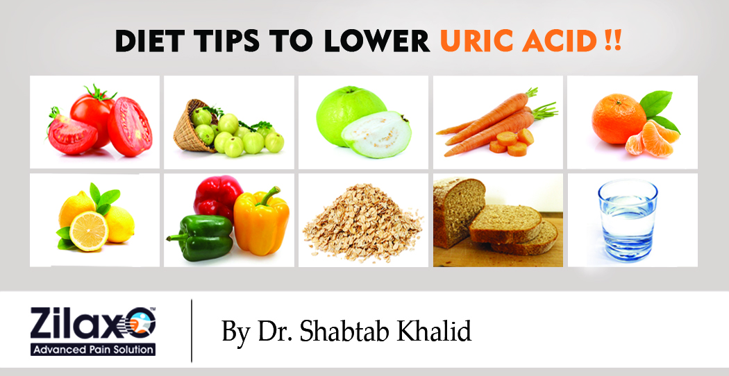 Food To Eat To Lower Your Uric Acid